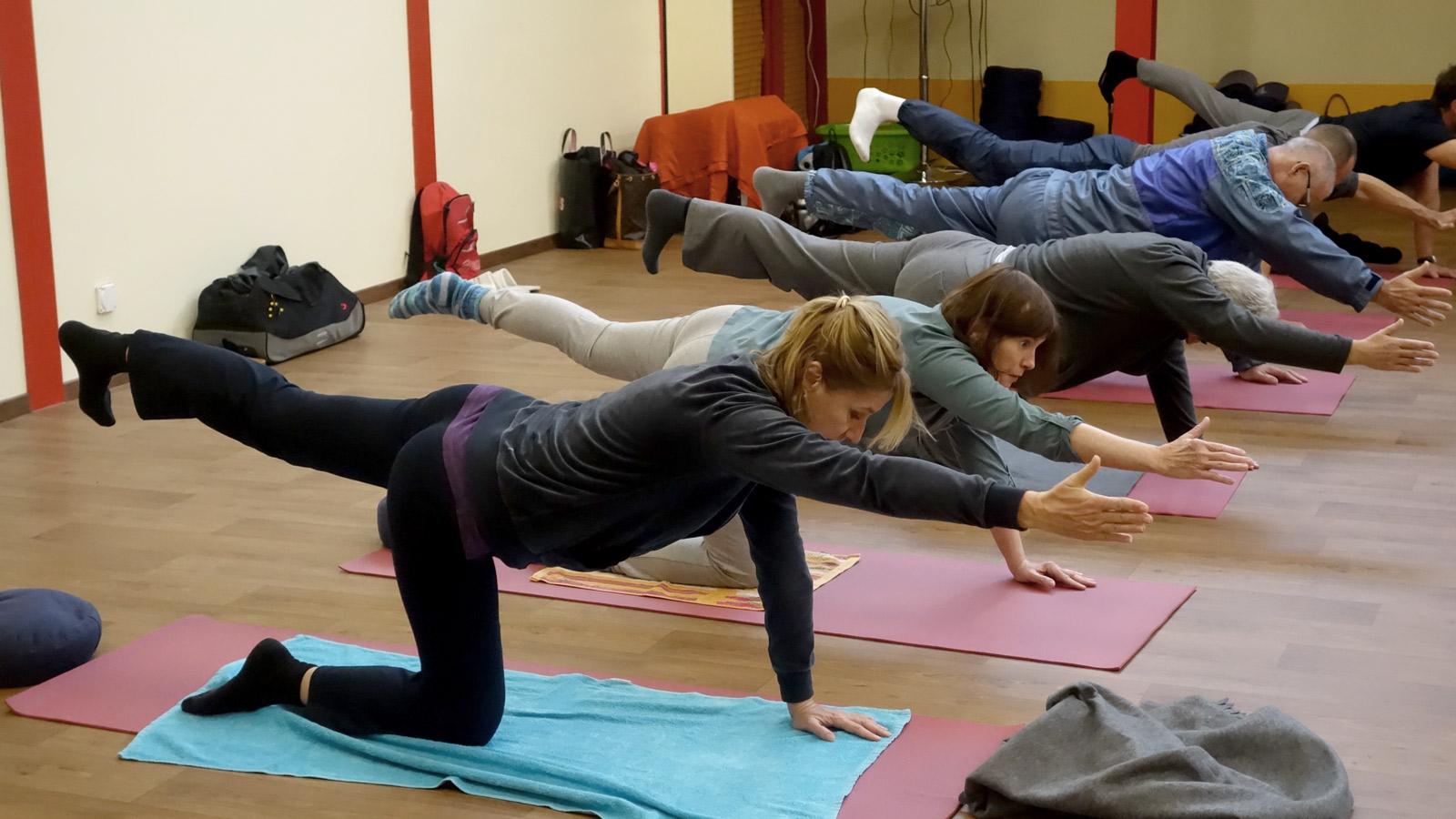 Rückblick AtupriFit Yoga   Atupri Gesundheitsversicherung