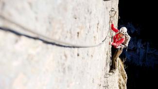Klettersteig Andermatt : Klettersteig kletterabenteuer für jedermann geschenkparadies